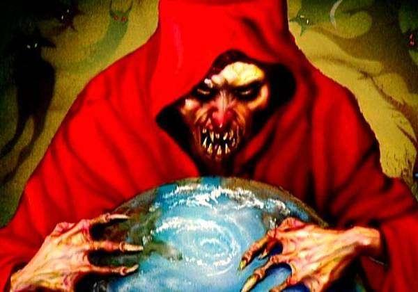 Тысячелетия, обагрённые кровью людей Земли