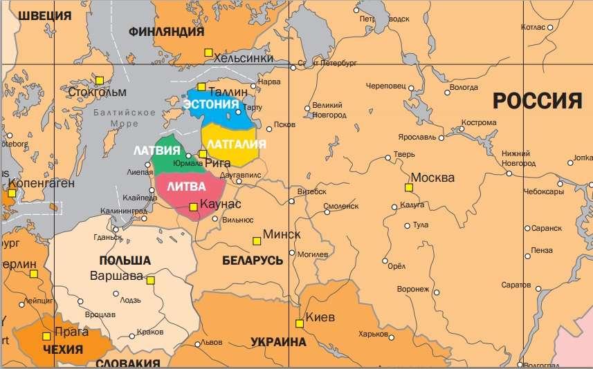Прибалтика никогда не сможет жить автономно от России