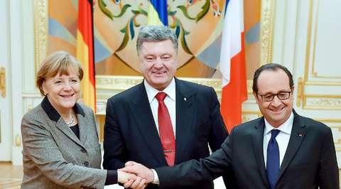 Агония сионистского режима в Киеве