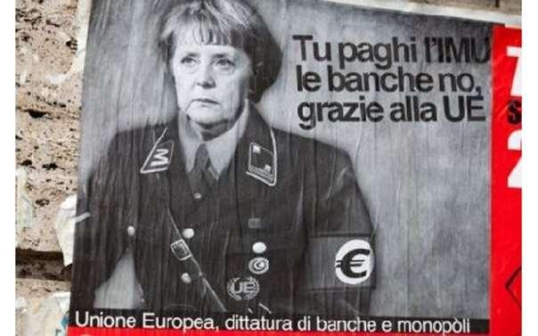 Европа пытается избежать войны и сохранить себе жизнь
