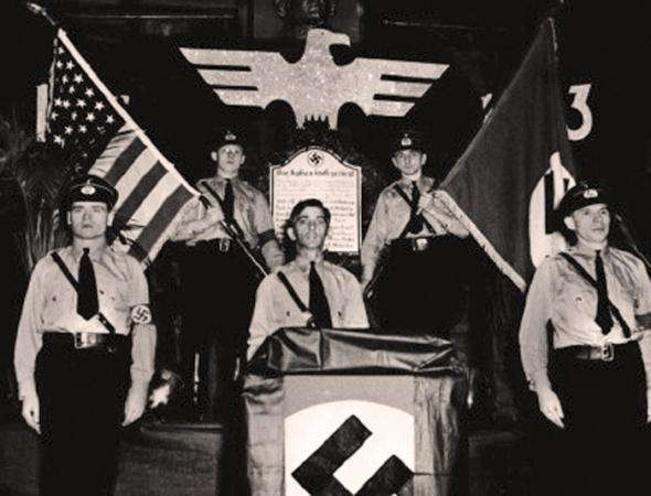 У кого Гитлер учился фашизму? У старой, бандитской Англии