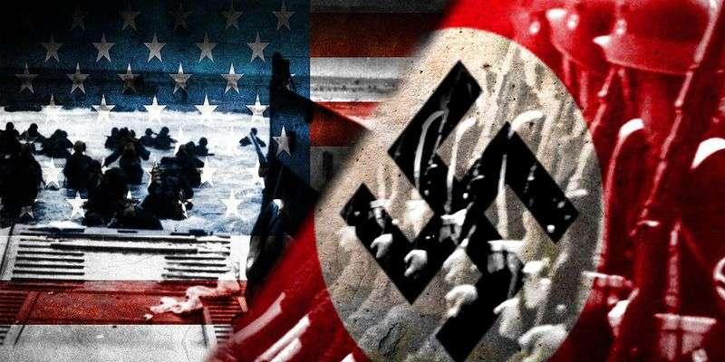 Вторую Мировую войну спланировали и фактически развязали США