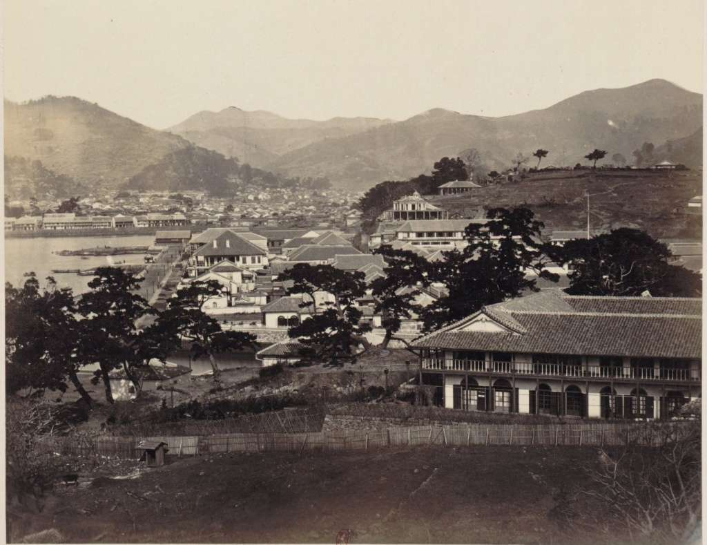 япония, нагасаки 1870.jpg