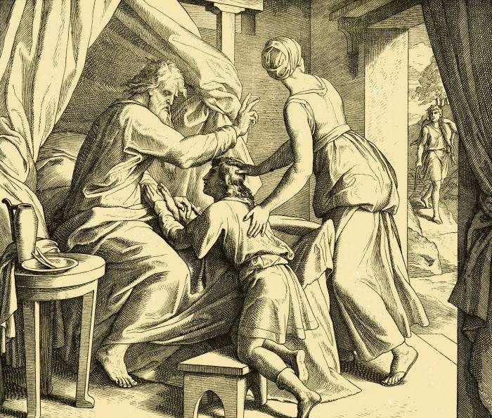 Библейские картинки. Часть 6