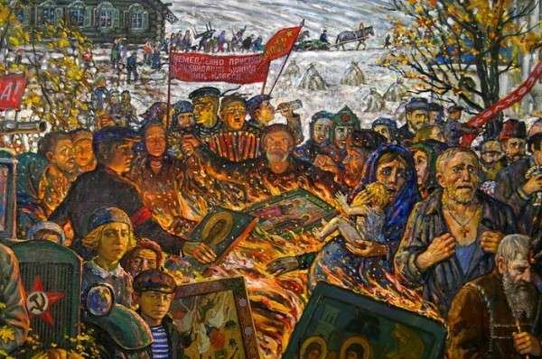 СССР три раза становился совсем другой страной