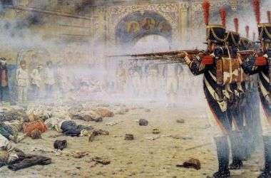 Европа была дикой и кровожадной с момента зарождения