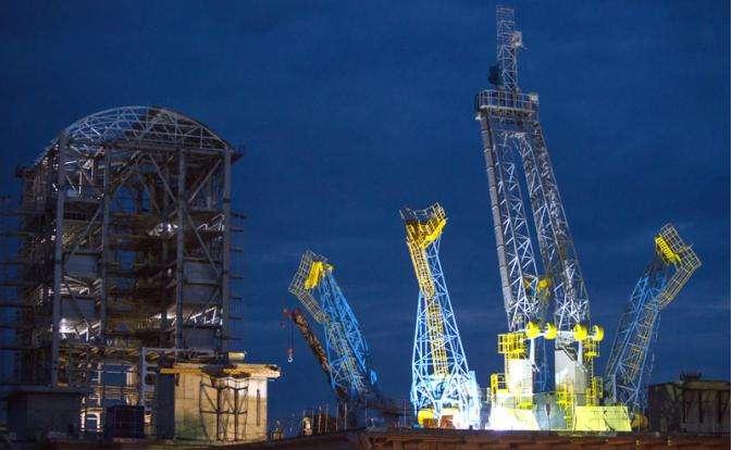 Саботаж на строительстве космодрома Восточный длится уже 20 лет