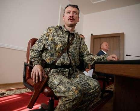 Как прапорщик Стрелков становится врагом России