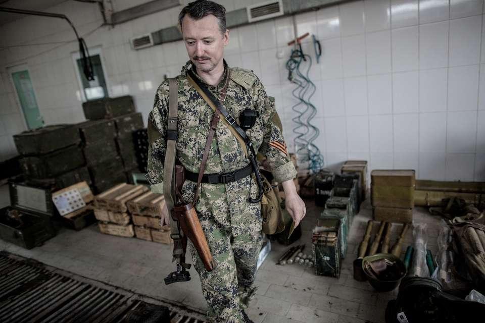 Дезертир Стрелков делится своими «умными» мыслями с украинскими СМИ