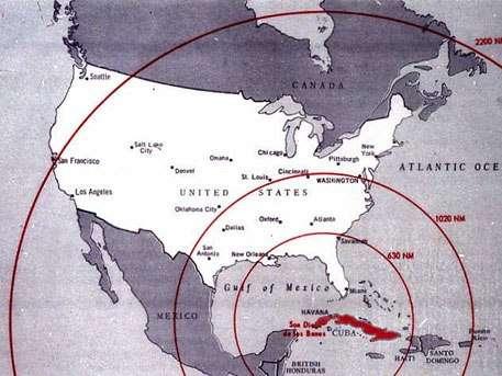 Как СССР умудрился разместить ядерные ракеты под носом у США