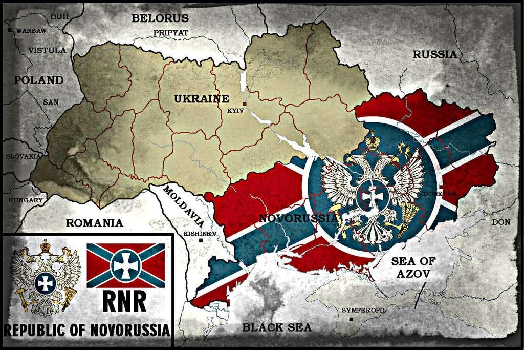 Большая война между Россией и США на Украине неизбежна