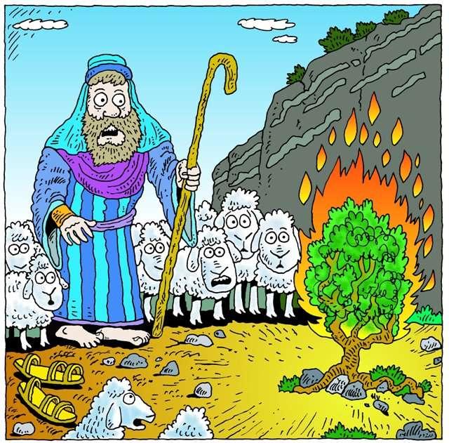 Религия – это не развитие, не православие и не духовность. Религия – это обман. Библейские картинки. Часть 7<br />