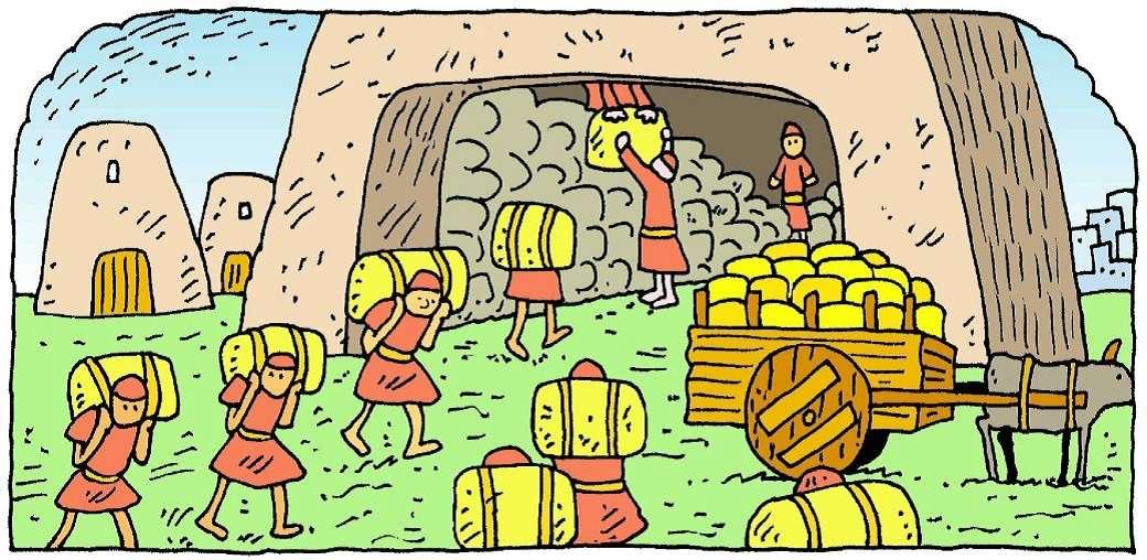 Библейские картинки. Часть 7