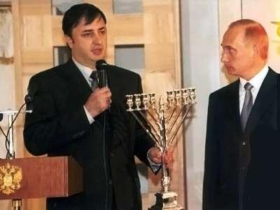 России навязывают самозваных, обрезанных, удобных царей из иудеев