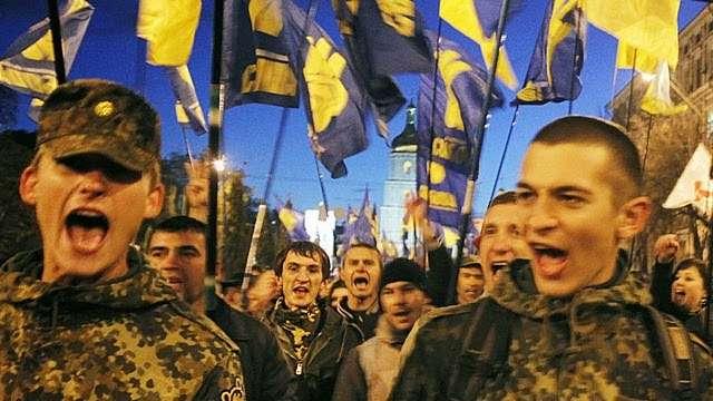 Мировые ростовщики ведут обманутую Украину на бойню