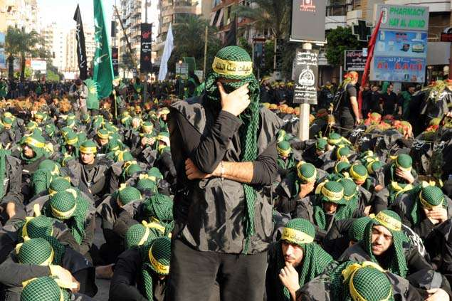 Хезболла борется за справедливость против паразитов – США и Израиля