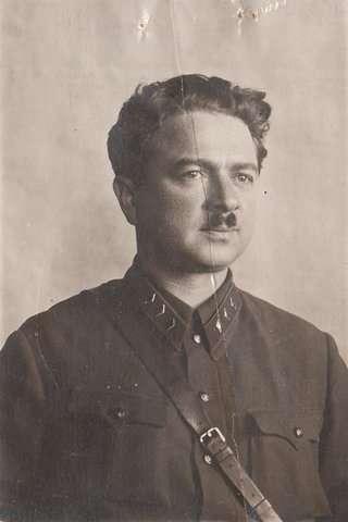 Абрам Розенблат - глава Киевского ГПУ УССР (1932-1937)