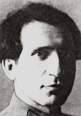 Израиль Леплевский - руководитель ГПУ УССР в 1932-1938 годах