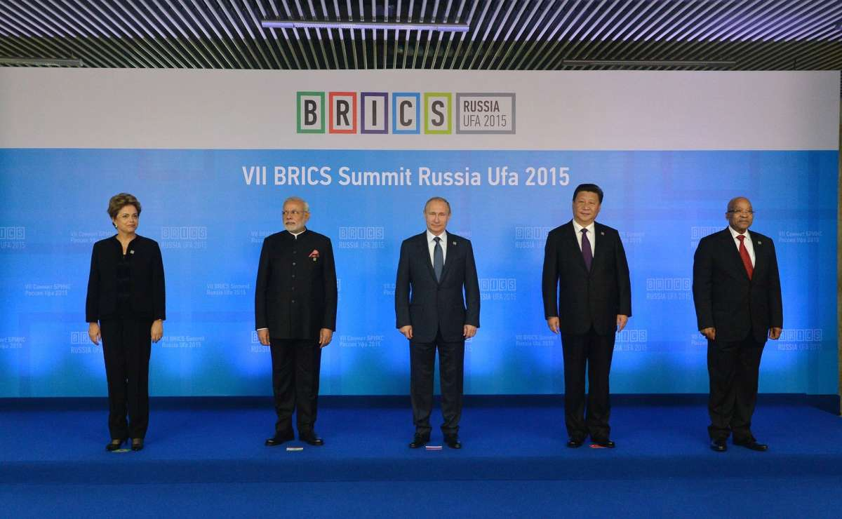 Уфимская декларация стран БРИКС