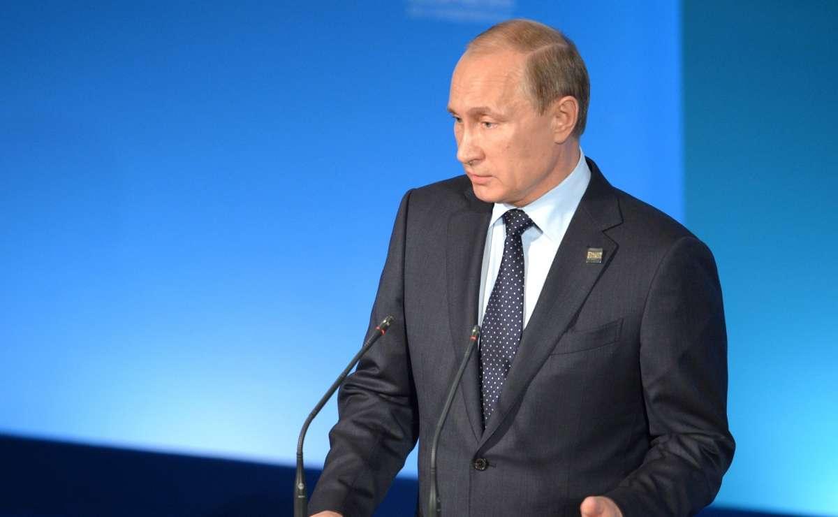Пресс-конференция Владимира Путина по итогам саммитов БРИКС и ШОС