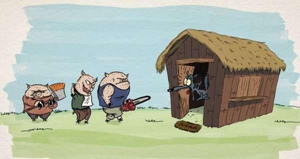 Налог на недвижимость – это мошенничество паразитов