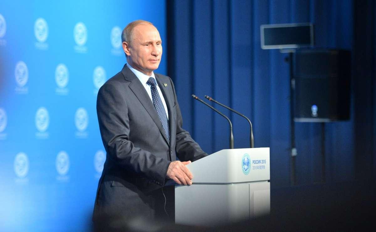 Россия одолевает власть паразитов на планете