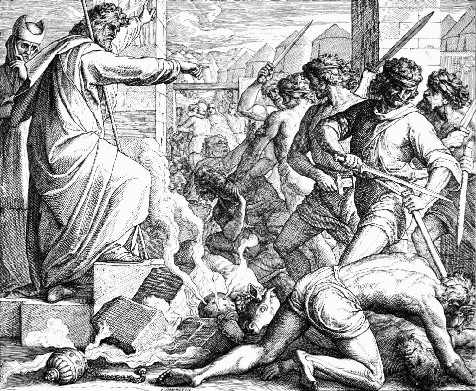 Библейские картинки. Часть 8