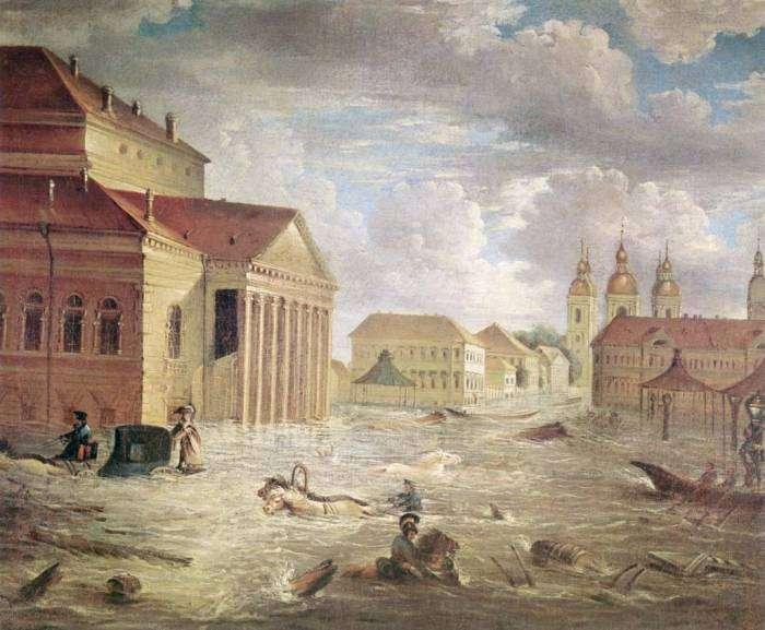 Петербург – это не окно, а дверь из Европы в Россию