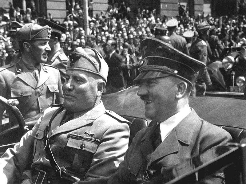 Скрытые причины Второй Мировой войны