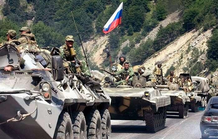 В августе 2008 сионизм опять пробовал Россию на крепость