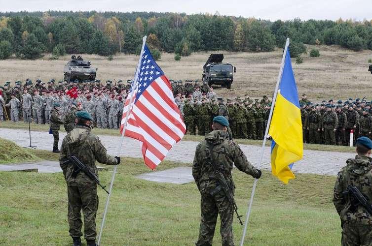 США облизывались на Украину ещё в 1948-м