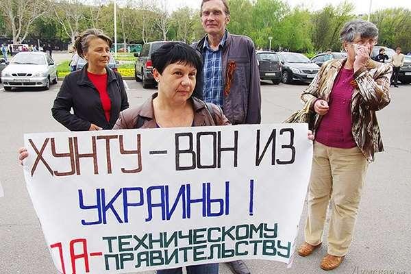 Паразитам больше не позволительно откусывать куски от Руси