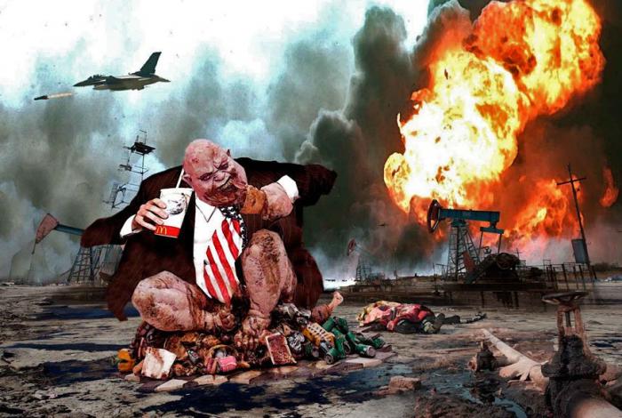 Паразиты пытаются развязать Третью Мировую Войну