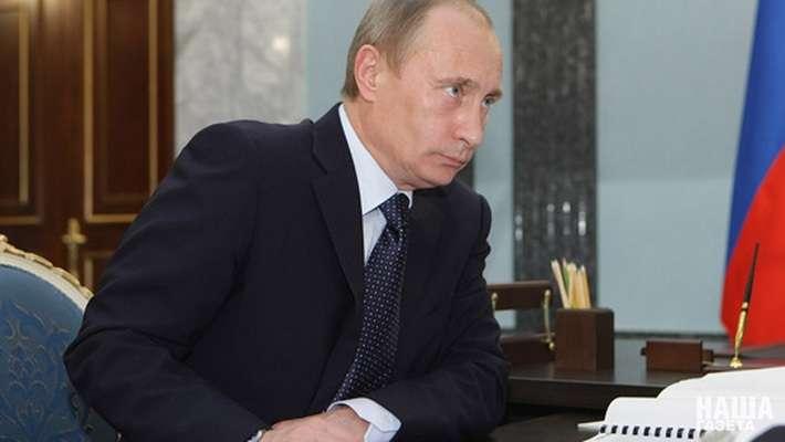 Владимир Путин умудряется побеждать врага без схватки