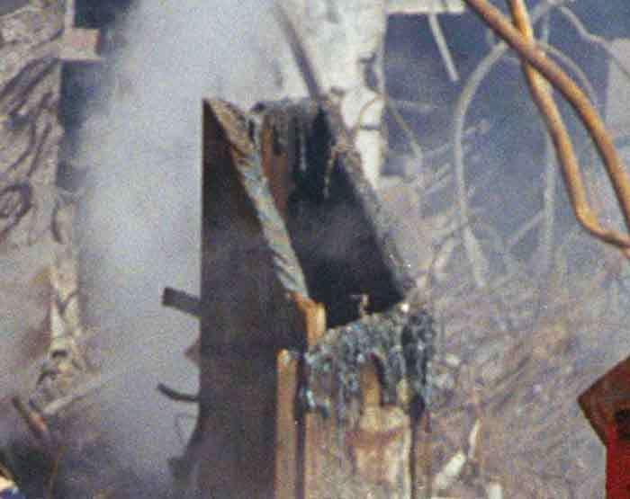 Сионистская верхушка убила в США 11 сентября 2001 года тысячи людей