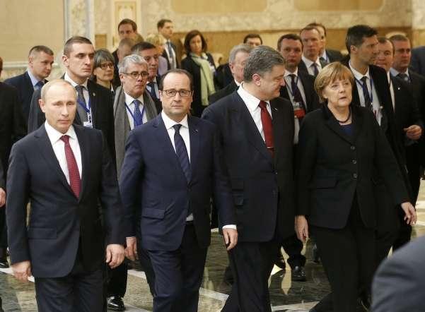 Европа вынуждена исправлять свои ошибки на Украине