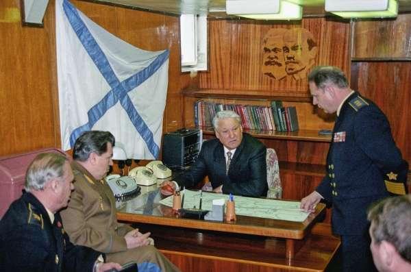 Адмирал Касатонов сохранил для России Черноморский Флот и Севастополь