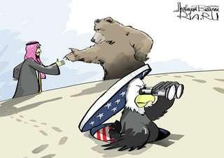 На Ближнем Востоке затевается что-то очень-очень крупное