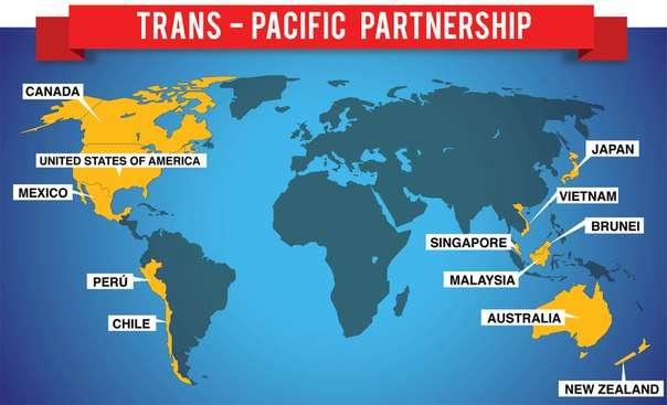 Премьер Японии призвал ратифицировать соглашение о ТТП раньше других стран