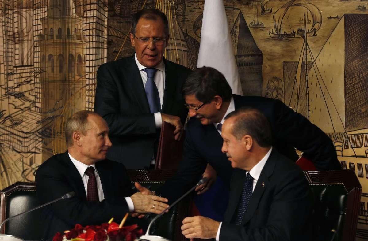 США заставляют Турцию обострять отношения с Россией