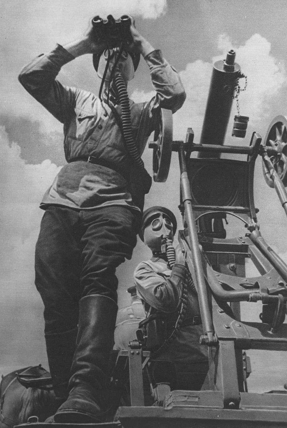 В РККА репрессий не было. Была большая чистка