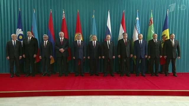 Сирийский кризис сплотил президентов постсоветских стран