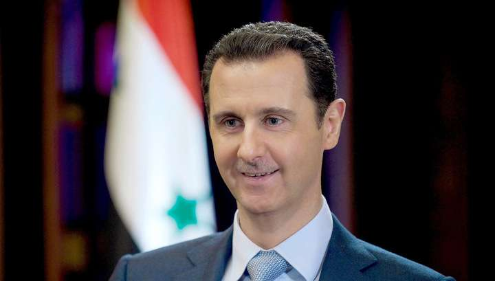 Башар Асад внезапно посетил Москву, а паразиты зашлись в истерике
