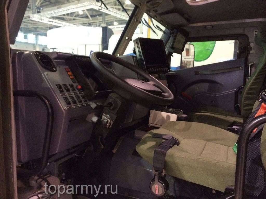 Новые «защищённые автомобили» русской Армии – «Тайфунёнок»