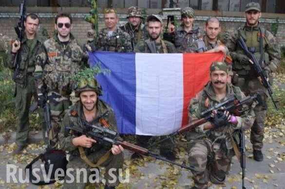 Чешские добровольцы – честь и доблесть сопротивления Донбасса