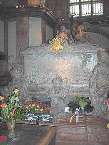 Склеп рода Габсбургов и членов их семей
