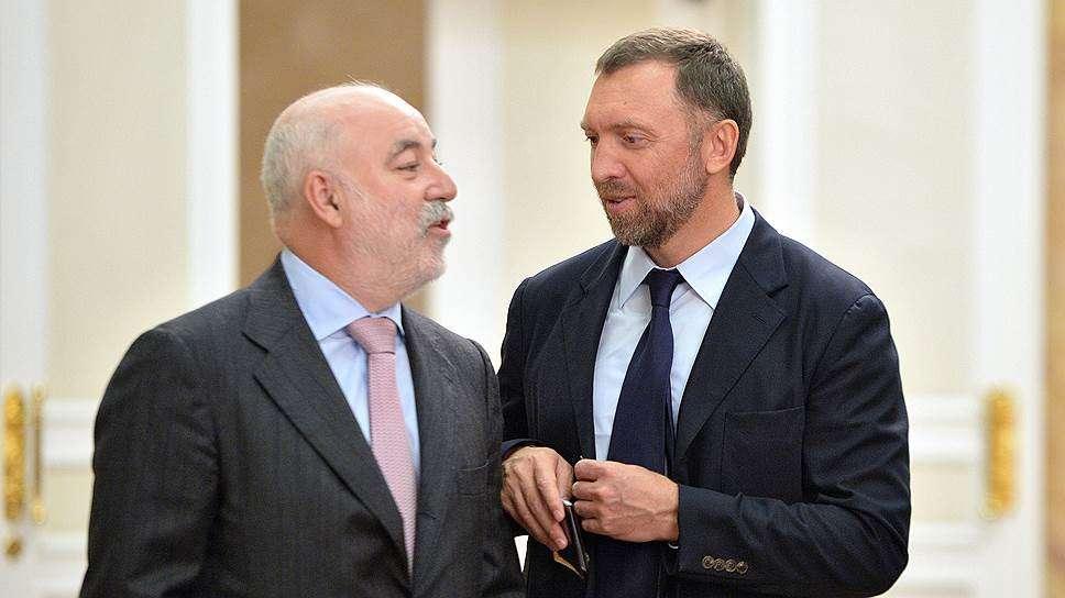 Хитрый и коварный враг Виктор Вексельберг пробрался в самое сердце России