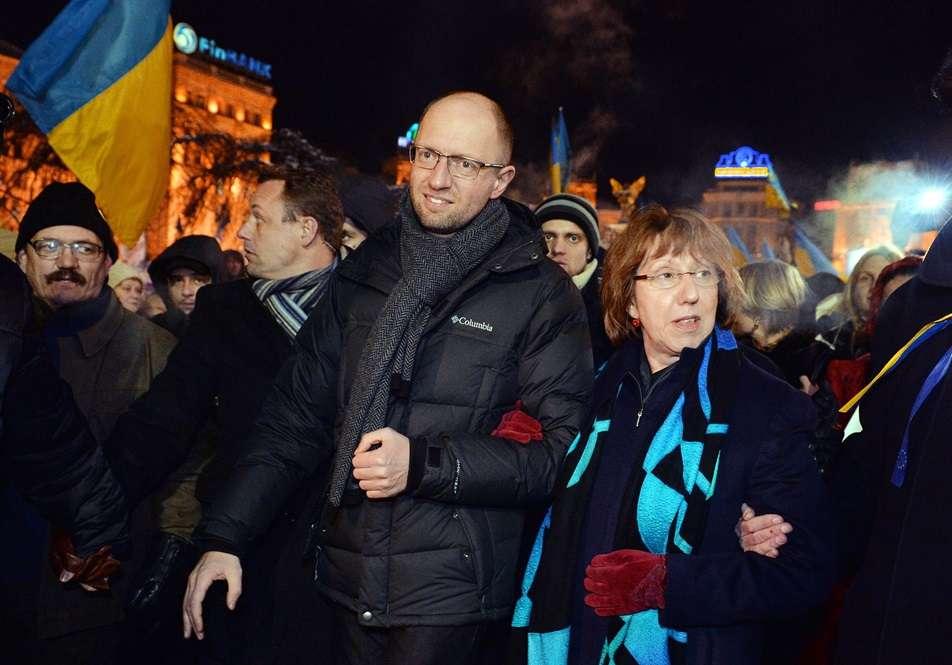 Паразиты делают из Украины концлагерь для славян