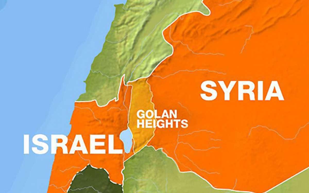 На Голанских высотах, оккупированных Израилем, найдено много нефти