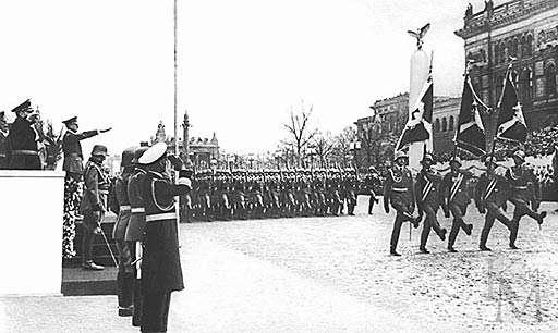 Во Второй Мировой Войне против СССР воевала вся Европа